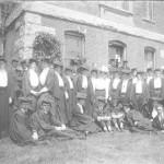 Stress-free grads, 1902.