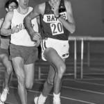 Jamie Goodberlet, '85, record-setting miler.