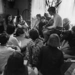 Sing-a-long, circa 1967.