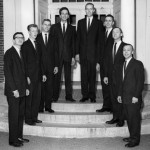 First Deansmen—looking sharp! (1959-60)