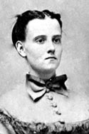 Mary W. Mitchell, Class of 1869, First Female Graduate