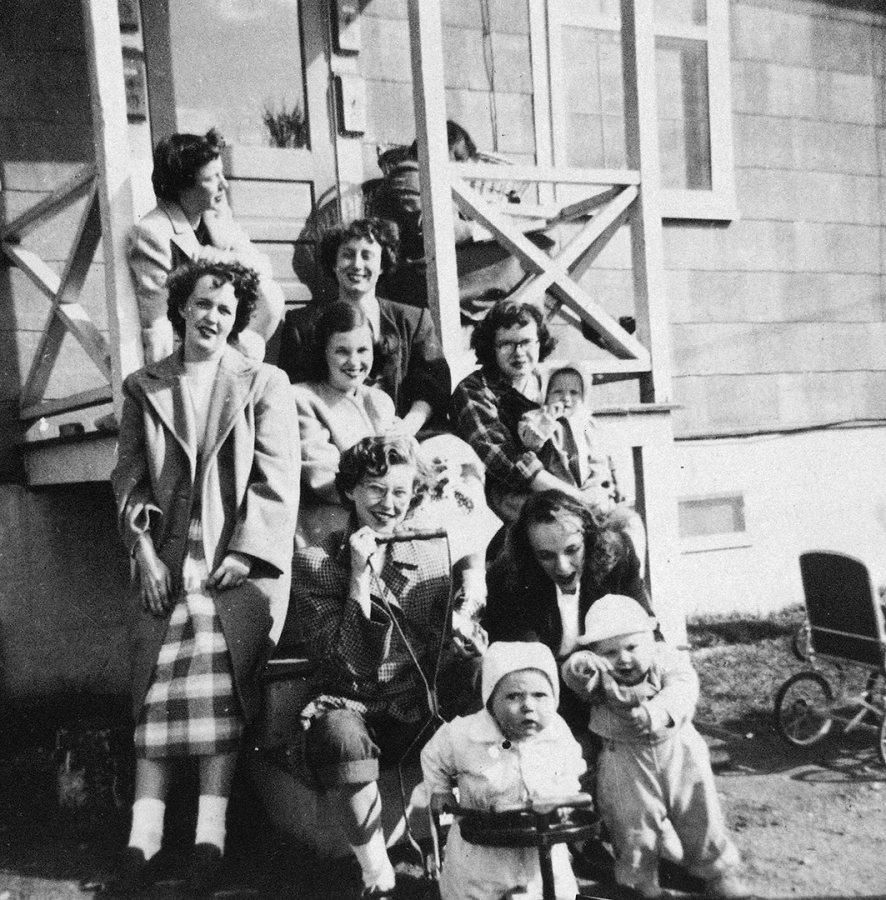 sampsonville mothers