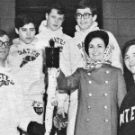 1968 torch: Pauline Curtis