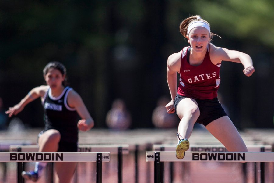 Since 1992, Bates women have been named All-American 27 times in outdoor track and have won three NCAA championships.