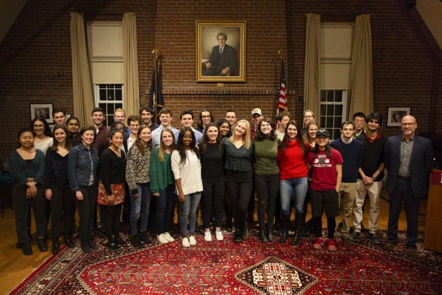 Dana Scholars, Class Years 2019, 2020, 2021