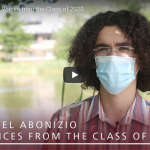 Ariel Abonizio | Voices from the Class of 2020