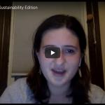 Bobcat Chat: Sustainability Edition