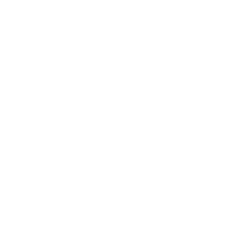 Heart illustration in white