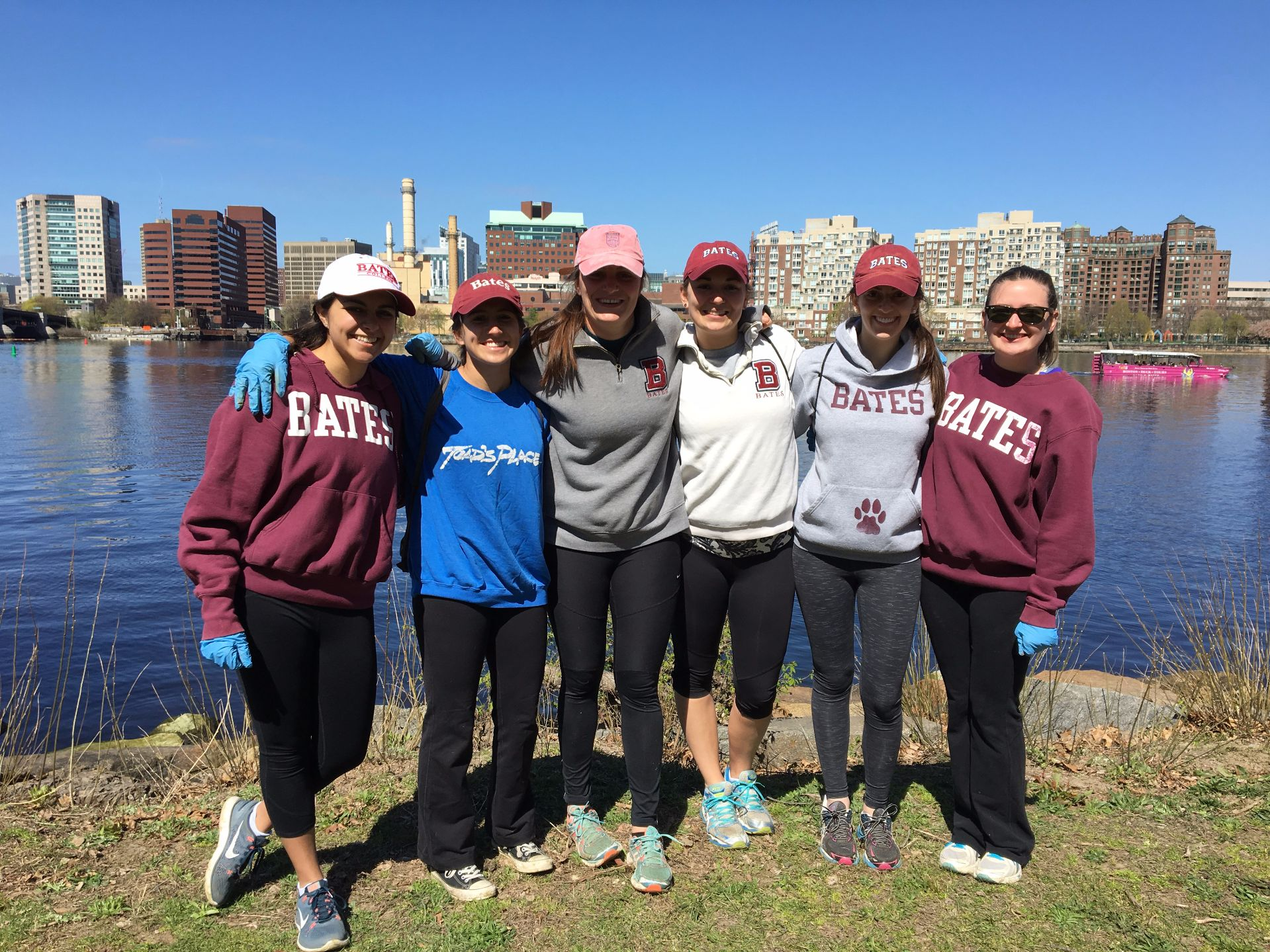 Charles River Clean up 2016