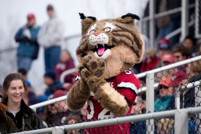 With an emphatic 31-0 victory over Bowdoin on Saturday at Garcelon Field, Bates won the CBB (Colby-Bates-Bowdoin) title outright for the second straight year and the third time in four years. It is the Bobcats' first time repeating as outright CBB champion since 1967.  Bates' (2-5) senior class becomes the only one in the modern era, and the first since 1900, to win three CBB titles outright. Bates has also won at least a share of CBB bragging rights for five years in a row and in six of the past seven.   Senior quarterback Patrick Dugan (Westford, Mass.) rushed for 137 yards and a touchdown and passed for 114 yards and a score to lead the Bobcat offense, with senior Mark Riley (Needham, Mass.) catching five passes for 93 yards and a touchdown. Dugan posted the most rushing yards by a Bates player since Patrick George rushed for 144 against Hamilton in 2012.