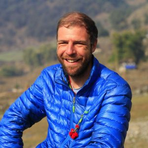 Ben Ayers '99 work in Nepal resulted in a National Geographic-backed production of 'The Last Honey Hunter'.