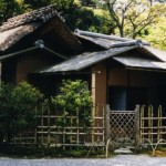 A Tea house in Sento-gosho in Kyoto 仙洞御所茶室