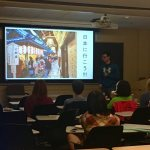 Seniors Speak at Info Session on Studying Abroad in Japan