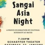 Here's Your Backstage Pass for Sangai Asia Night 2018!
