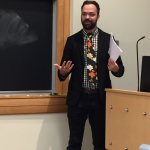 Andrew Campana Speaks on Augmented Reality Poetry