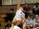 Volleyball beats Wesleyan in season finale, 3-2