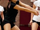 Volleyball beats WPI and Salve Regina by 3-1 scores