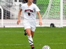 Arens, Burns named All-NESCAC in women's soccer