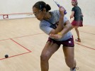 Women's squash wins 5-4 at Columbia