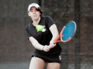 Women's tennis beats NYU, 5-1, for third straight win