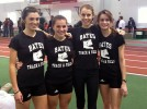 Women's distance medley relay team set to compete at NCAAs