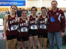 Women's track places 8th in distance medley relay at NCAAs