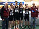 Men's DMR places 3rd; Pless 5th in weight throw at NCAAs