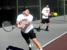 Men's tennis wins 9-0 at Washington (Md.) College