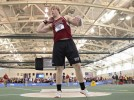 Pless repeats as NCAA shot put champion