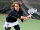 Holmes posts win for women's tennis at ITA tourney