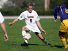 Wesleyan tops men's soccer for fourth straight, 2-0