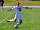 No. 3 Amherst nets two in second half to tip men's soccer
