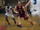 Men's basketball blasts Nor'easters, 78-40