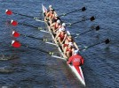 Rowing teams open spring season on the Charles