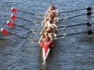 Rowing teams fit right in at San Diego Crew Classic
