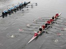 Rowing teams a collective 10-3 at Tufts regatta