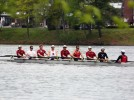 Men's varsity eight edges Ithaca to reach NICR grand final