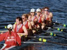 Women's rowing third out of 28 at New Englands
