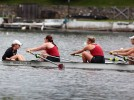 Women's varsity eight earns silver at NICR/ECAC