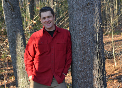 Prof. Brett Huggett shares $629k NSF grant to study effects of drought on water transport tissues in trees