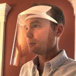 Bio prof 3d prints PPE