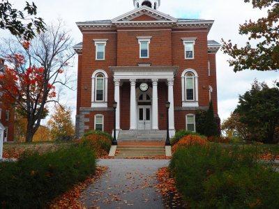 Hathorn Hall