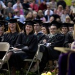 Graduates respond with enthusiasm to the multiple Baccalaureate offerings .