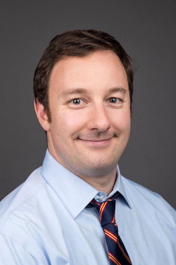 Digital Content Specialist David Ernst
