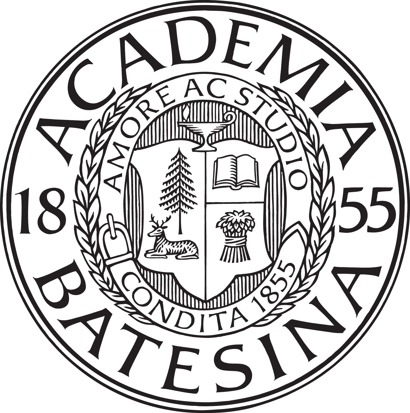 brand identity guide communications bates college