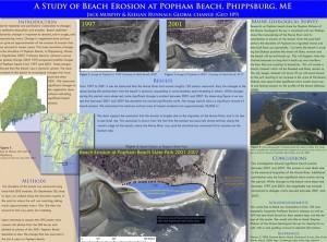 Change at Popham Beach: 2001 – 2007