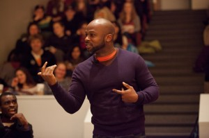 Marc Bamuthi Joseph- Photo by Phyllis Graber Jensen