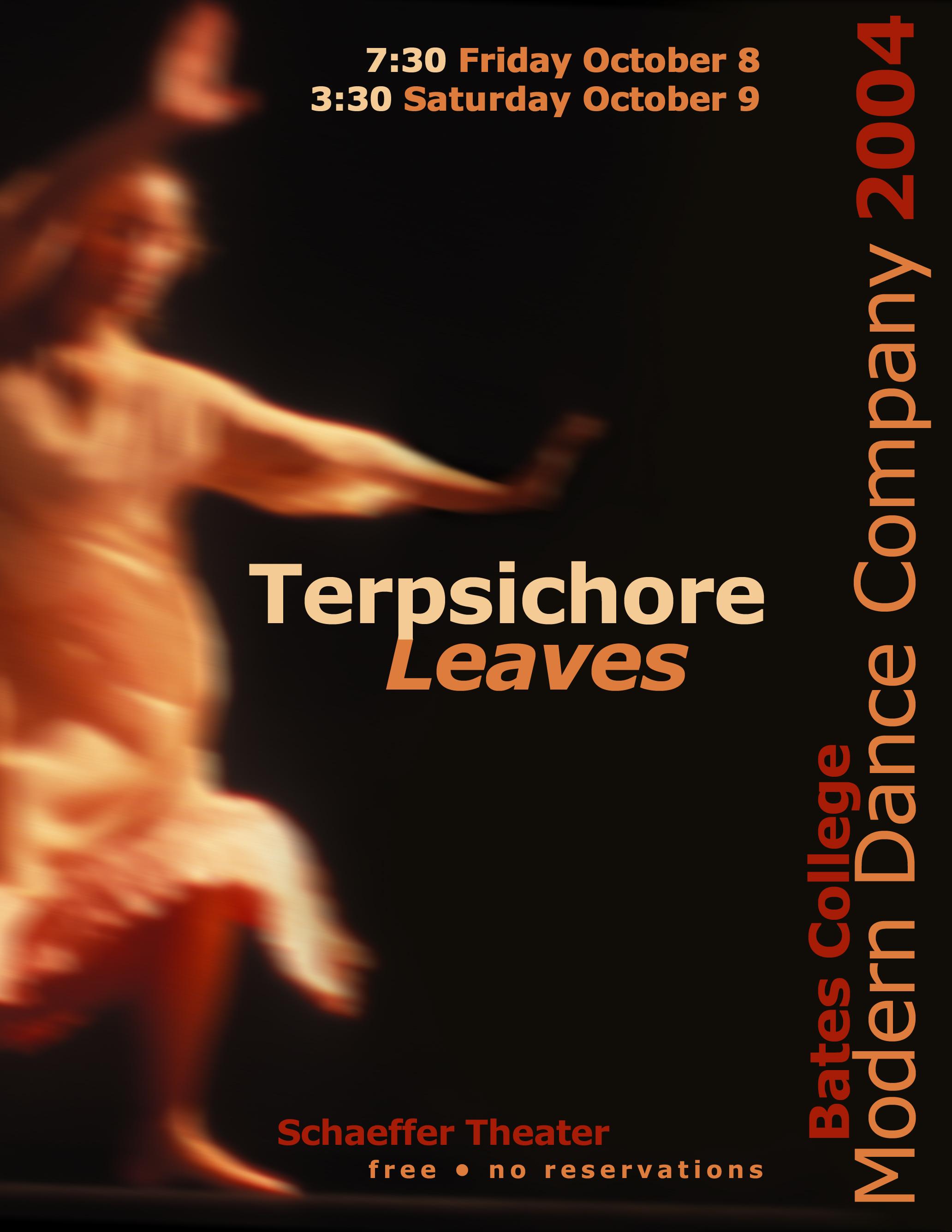 2004-10 Terpsichore Leaves