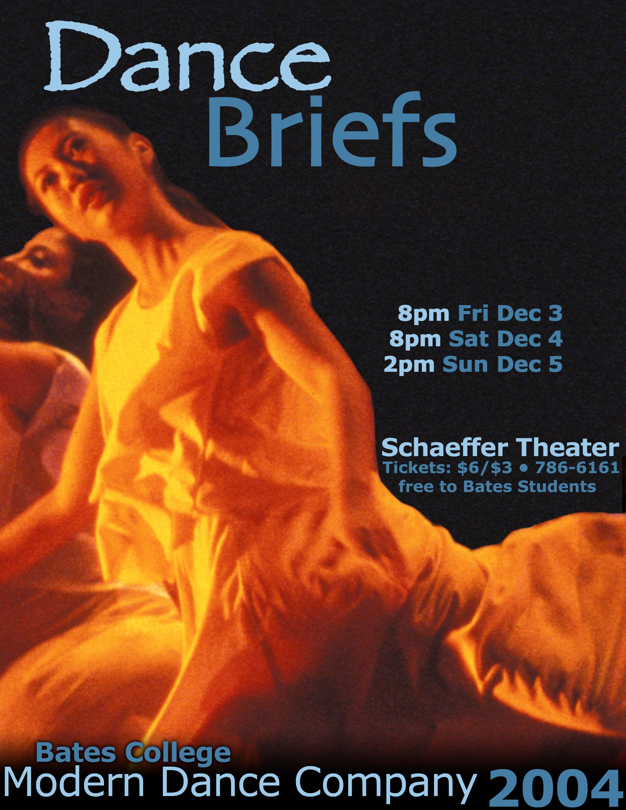 2004-12 Dance Briefs