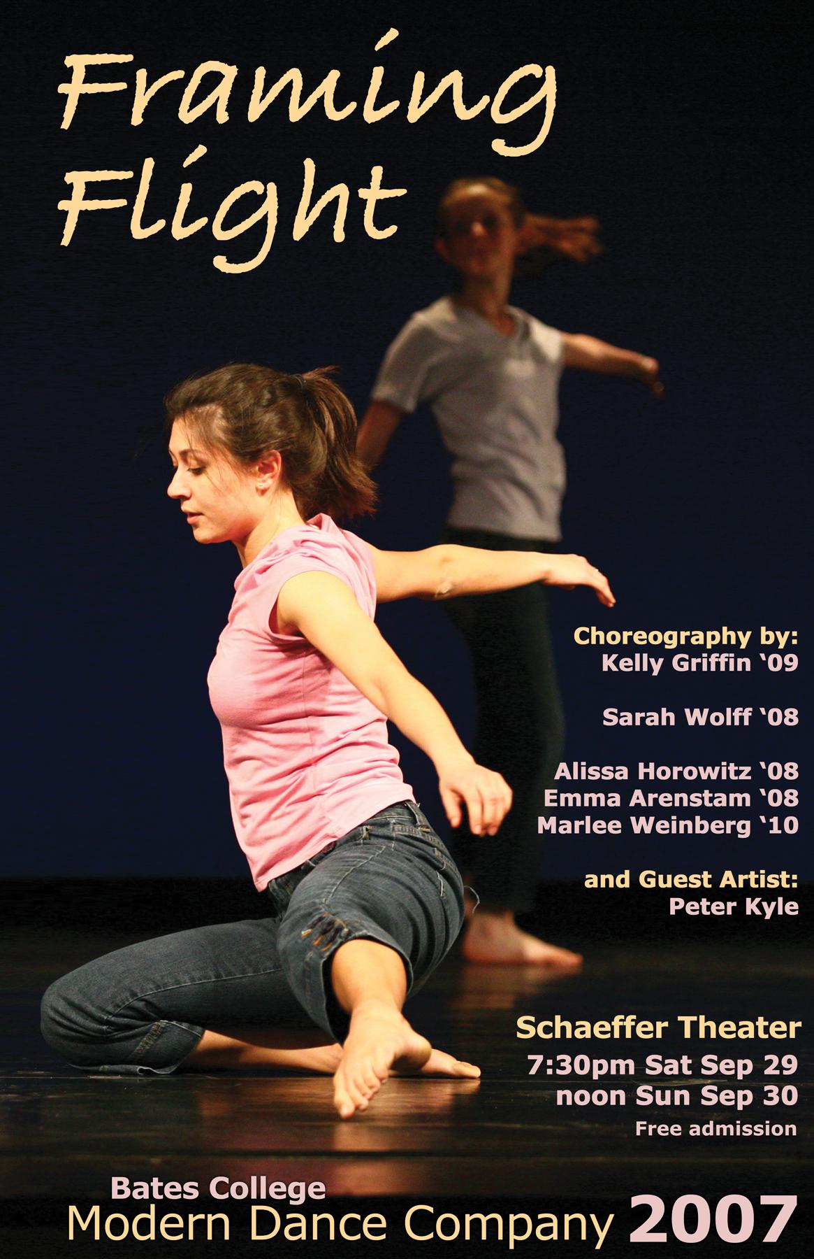 2007-09 Framing Flight